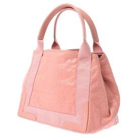 Balenciaga-Balenciaga Hippo-Pink