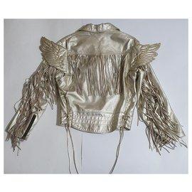 Jeremy Scott Pour Adidas-Blazers Jackets-Silvery