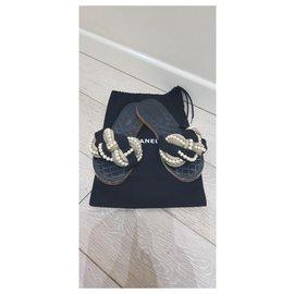 Chanel-Chanel sandali-Multiple colors