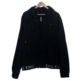 Dolce & Gabbana-Blazers Jackets-Black