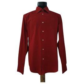 Valentino-Shirts-Red