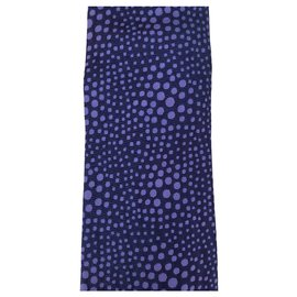 Hermès-Hermes Purple Tie-Purple