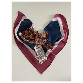 Louis Vuitton-Louis Vuitton patterned scarf-Multiple colors
