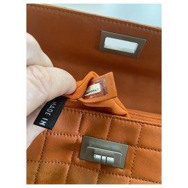 Chanel-Bag / pouch-Orange