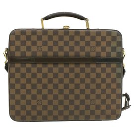 Louis Vuitton-Louis Vuitton Sabana-Brown