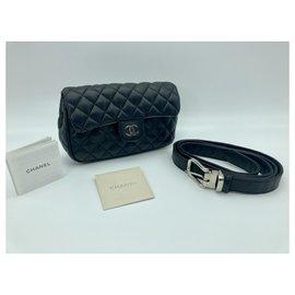 Chanel-Hand bags, UNIFORM-Black