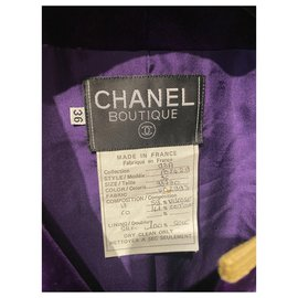 Chanel-Collector-Golden,Purple