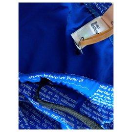 John Galliano-Swimwear-Blue