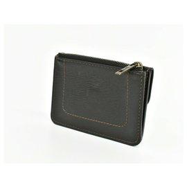 Louis Vuitton-Louis Vuitton card case-Black
