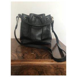 Saint Laurent-Emmanuelle large model-Black