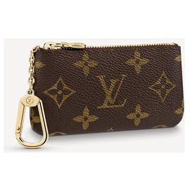 Louis Vuitton-Purses, wallets, cases-Brown