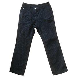 Dior-Pants-Black