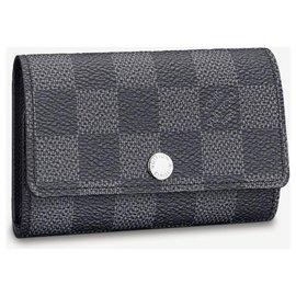 Louis Vuitton-LV 6 Key Holder-Grey