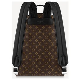 Louis Vuitton-LV Josh backpack new-Brown