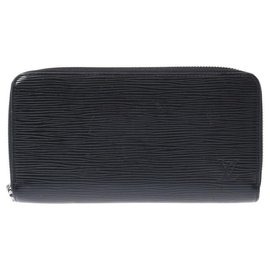 Louis Vuitton-Louis Vuitton Zippy Wallet-Black