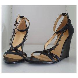 Balenciaga-Balenciaga gladiator sandals-Black