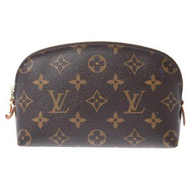 Louis Vuitton-Louis Vuitton Cosmetic pouch-Brown