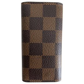 Louis Vuitton-Louis Vuitton Key case-Brown