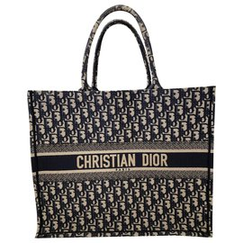 Dior-Totes-Blue