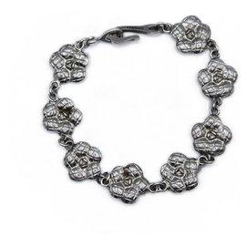 Chanel-Bracelets-Silvery