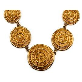 Dior-Colliers-Bijouterie dorée