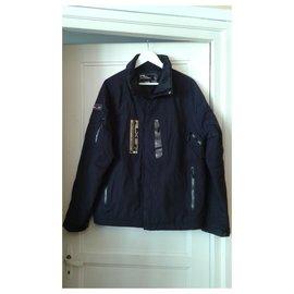 Ralph Lauren-Blazers Jackets-Black