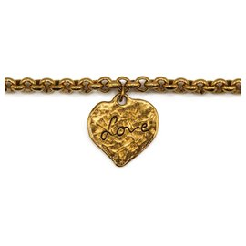 Yves Saint Laurent-Bracelets-Gold hardware