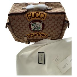 Gucci-Bags-Light brown