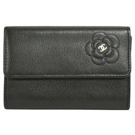 Chanel-Chanel Camellia-Black
