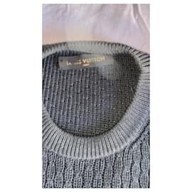 Louis Vuitton-Sweaters-Grey