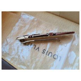Louis Vuitton-Tie clip-Silvery