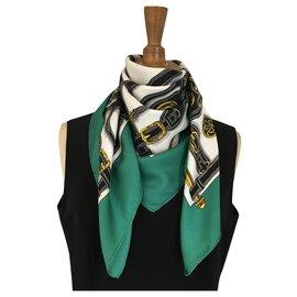 Hermès-presidents harness-Multiple colors,Dark green