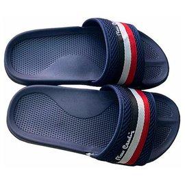 Pierre Cardin-Men Sandals-Navy blue