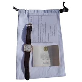 Omega-Automatic watches-Dark brown