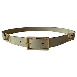 Chanel-Belts-Cream
