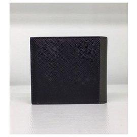 Prada-Prada wallet new-Black