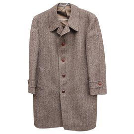 Autre Marque-Mavest coat-Brown