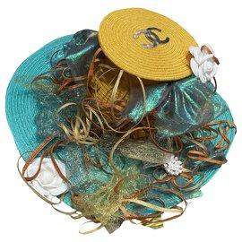 Maison Michel-Hats-Multiple colors