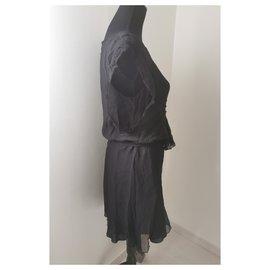 Chloé-Black dress-Black