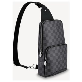 Louis Vuitton-LV Avenue slingbag new-Grey