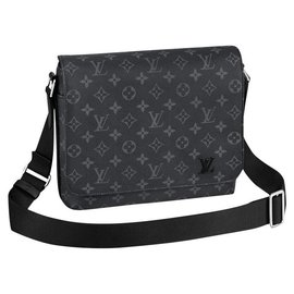 Louis Vuitton-LV District PM eclipse-Grey