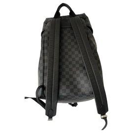 Louis Vuitton-Louis Vuitton zack backpack-Grey