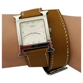 Hermès-TIME H-White