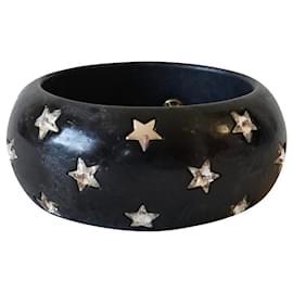 Céline-Bracelets-Black