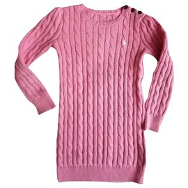 Ralph Lauren-LOGO-Pink