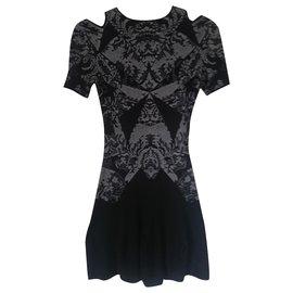 Mcq-Dresses-Black