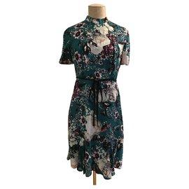 Erdem-Dresses-Turquoise