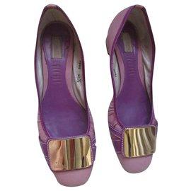 Vic Matié-Flats-Lavender
