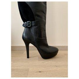 Fornarina-Heels-Black