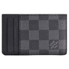 Louis Vuitton-LV card holder new-Grey